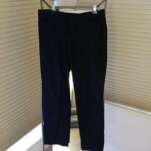 Black Banana Republic dress pants size 12